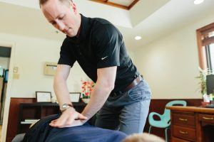 Chiropractor in Fredericton