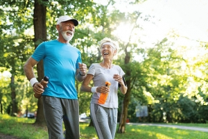 """Aging gracefully: Chiropractors serving seniors in the """"age-well"""" movement. 'Canadian Chiropractor Magazine, July 2019' by Dr. Erik and Alex Neilson"""
