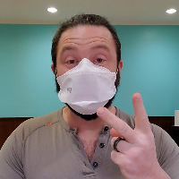 How to wear your face mask like a Pro during the Covid-19 pandemic #sighofrelief