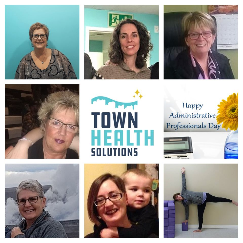 Town Health Solutions administrative team